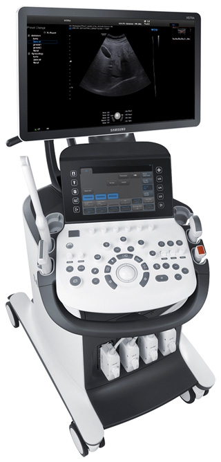 УЗИ аппарат Samsung Medison HS70A